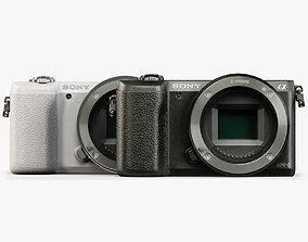 3D model Sony A5100 Body