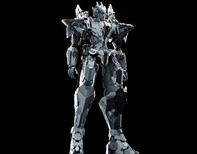 3D model Hyperion Mech gundam