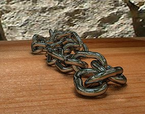 3D Realistic chain