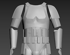 Star Wars Stormtrooper ANH Hero Armor 3D print model