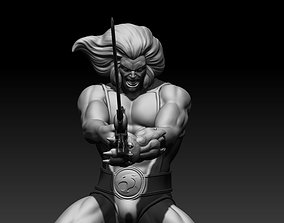 3D print model Thundercats Liono Fragmintz knight