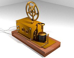 Telegraph - Type 2 3D