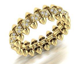 3D print model Ring Hard Rock ZkR