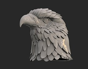 Head of the Eagle 3D print model