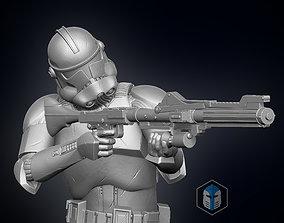 Clone Trooper Figurines - Defenders 3D printable model