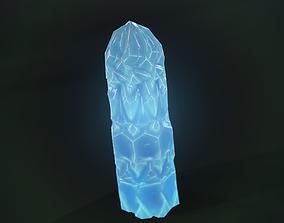 3D asset Mineral white variation