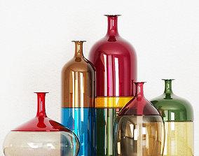 3D model Bottle Bolle by Tapio Wirkkala