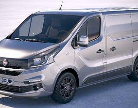 3D Fiat Talento Cargo 2015-2018