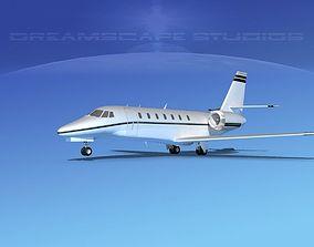 Cessna C680 Citation Soveriegn V01 3D