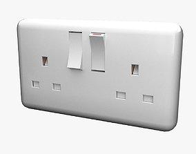 Plug Socket 3D model