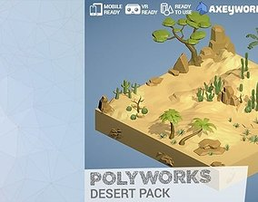 PolyWorks Desert Pack 3D model