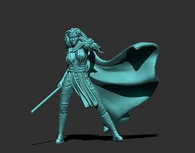 Light Side Adept - 35mm scale - 3D print model