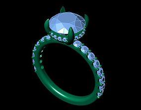 engagement-ring 3D printable model Engagement ring