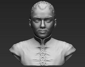 Arya Stark bust 3D printing ready stl obj