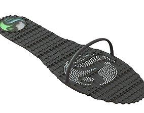 Shoe - slipper 3D print model