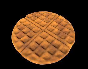 3D asset Hong Kong Style Waffle