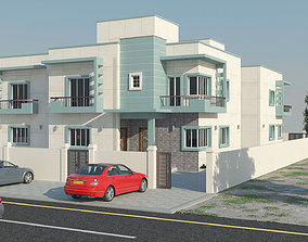 beatifull house 3D model