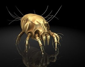 Insect Collection 16 Mite 3D model