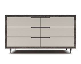 Universal Furniture - Nina Magon Degas 3D model