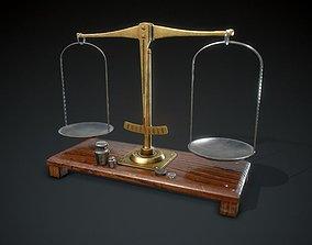 3D asset Scales