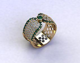 Mashrique Ring 004 3D print model