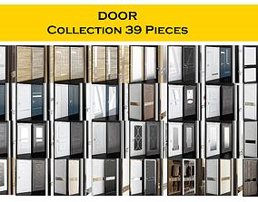 3D model DOOR Collection 39 Pieces