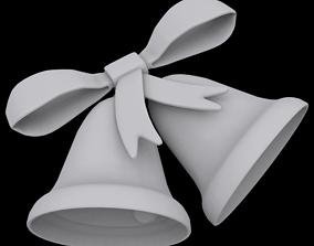 Decorative bells 3D print model