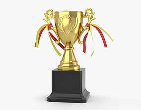 award 3D model Trophy