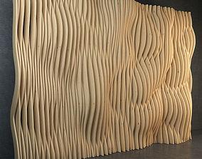 Parametric wall 3D office