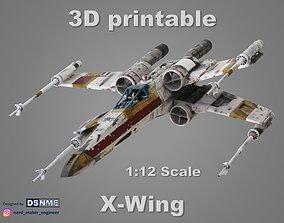 vader STAR WARS X-WING 3D Printable