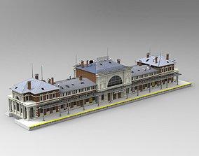 Bonn Station 3D model
