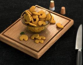 Nuggets 3D model