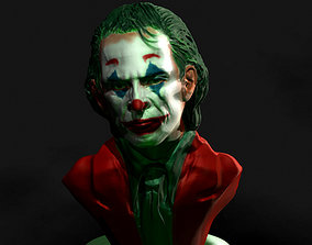 Joker Joaquin Phoenix 3D printable model joker