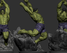 Hulk 3D Print hulk