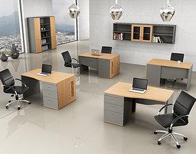 office interior modern 3D model