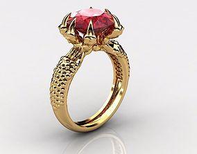 fashion-challenge Ring 3D printable model