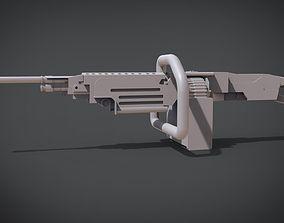 Chainsaw LMG 3D print model