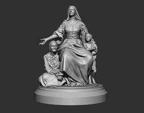 3D print model statue Statue