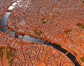London 3D Map navigation