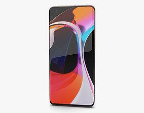 Xiaomi Mi 10 Peach Gold 3D