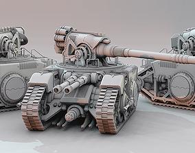 Martian Kaphos Super-heavy Destroyer Engine 3D print model