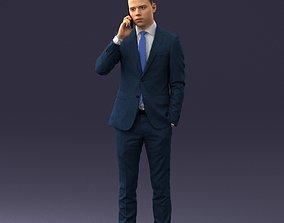 3D Businessman 0911