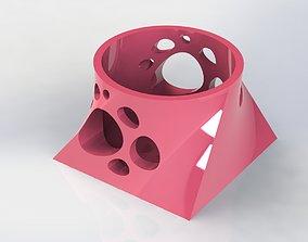 3D printable model Juxtaposition Pen Holder Water