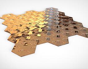 lattice Decorative panel 3D