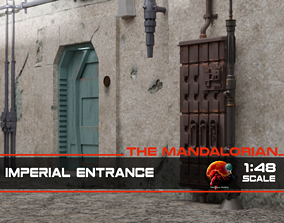 The Mandalorian - The Imperial 3D printable model 2
