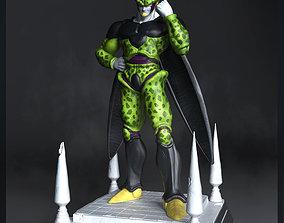 Perfect Cell - Dragon Ball Z 3D print model