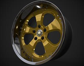 3D model Enkei ABC rim