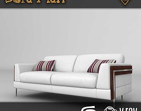 Illinois Sofa 3D model