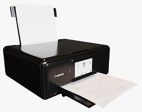 Canon PIXMA TS8150 Series 3D model scanner