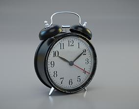Alarm clock 3D asset PBR